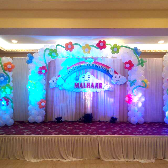 Laxmi Balloon Decorators Is A Leading And Skilled Balloon Decoration